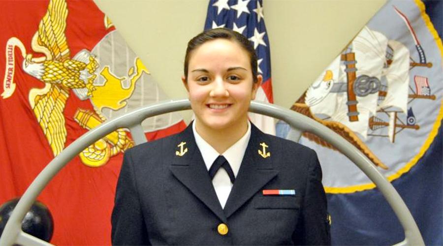 Amanda Gallo Selected To Serve on Navy Submarine Force
