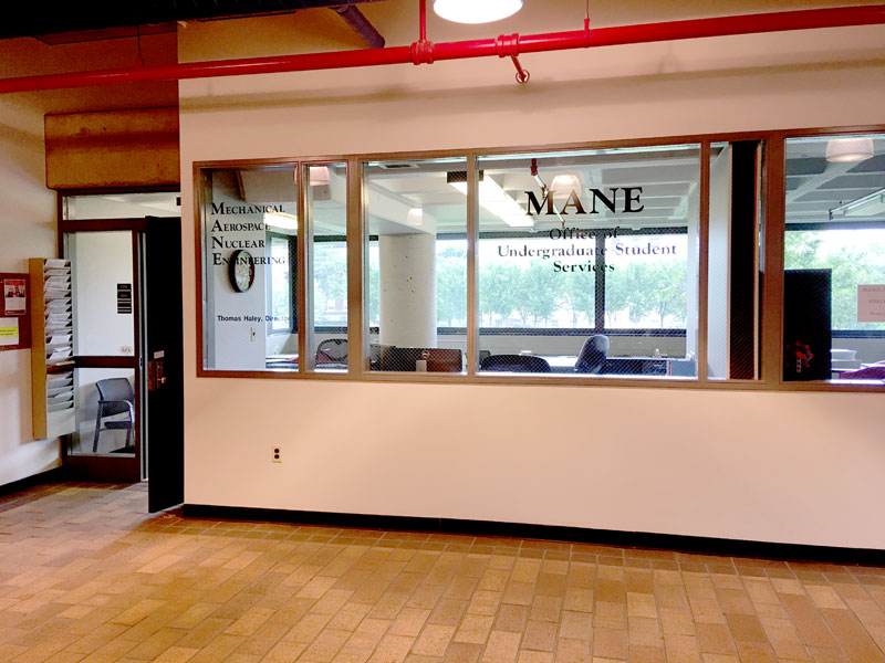 MANE Office of Undergraduate Student Services