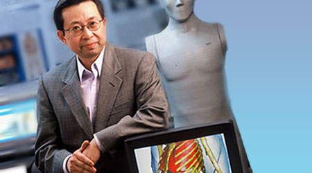 Radiation Expert Dr. X. George Xu